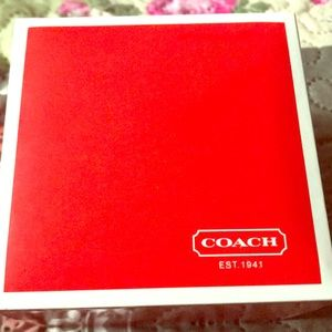 Coach watch NWT